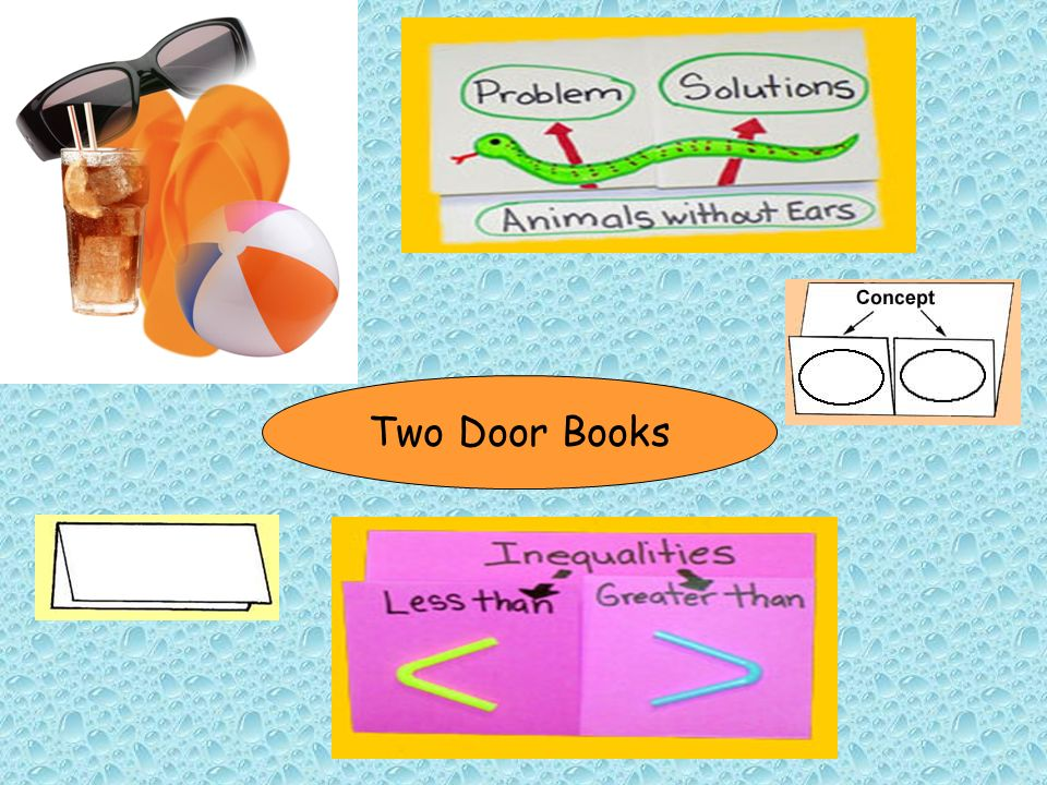 Two Door Books
