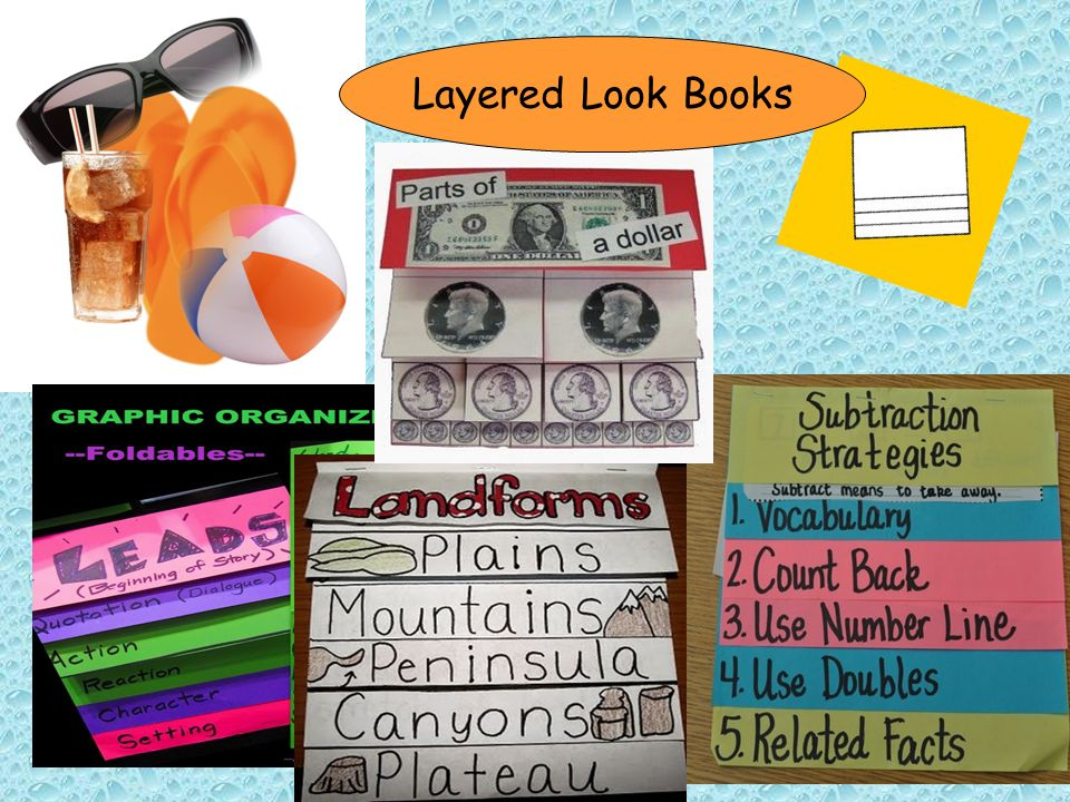 Layered Look Books