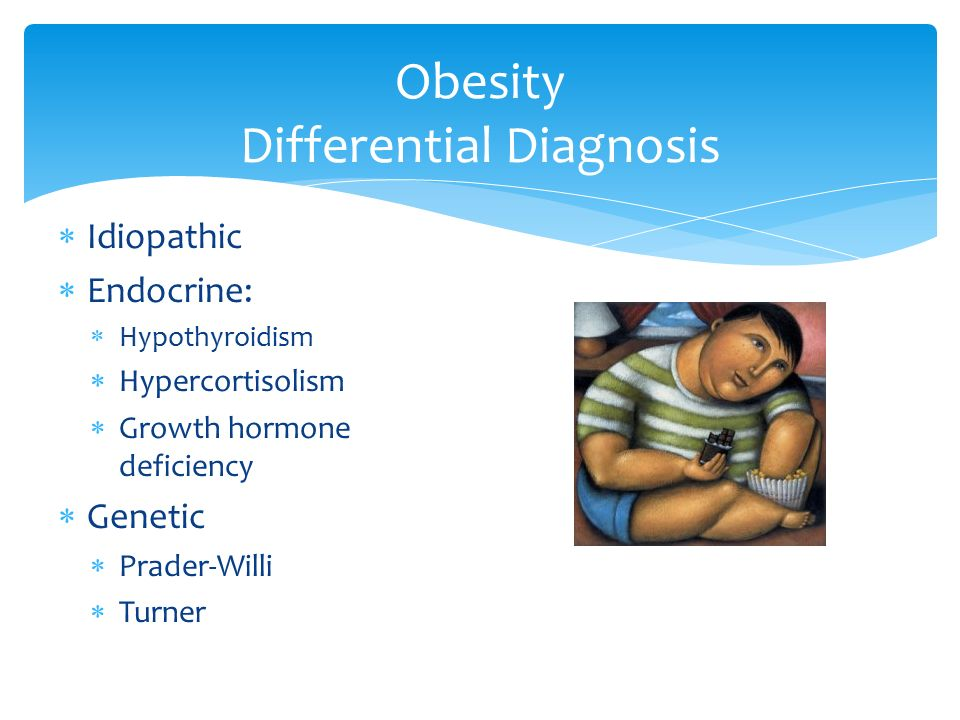 APPROACH TO AN ADOLESCENT WITH OBESITY