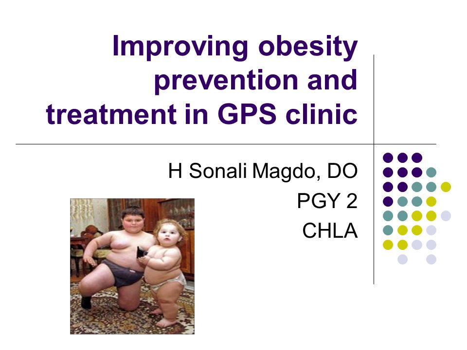 childhood obesity prevention and treatment What causes obesity in children not all children with a family history of obesity will be overweight children whose parents or brothers diagnosis or treatment.