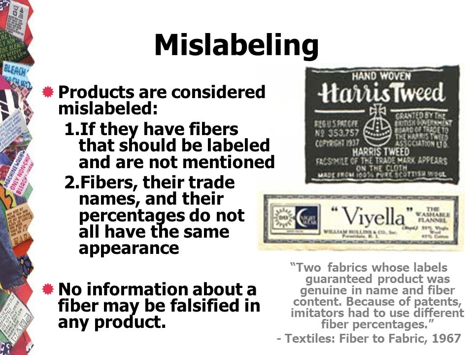 - Textiles: Fiber to Fabric, 1967