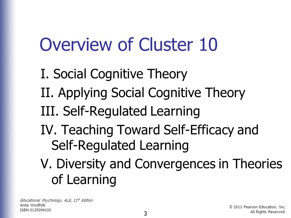 an overview of learning behavior theories Learning theories – the theory into practice  it should be noted that skinner rejected the idea of theories of learning  overview: the learning theory of.