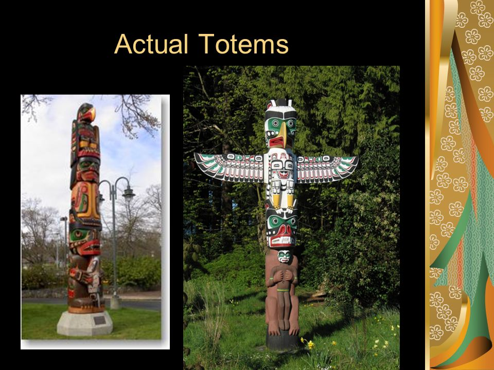 Actual Totems