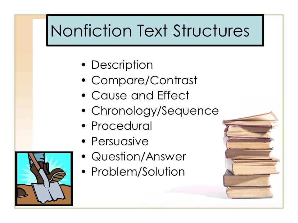 Nonfiction Text Structures