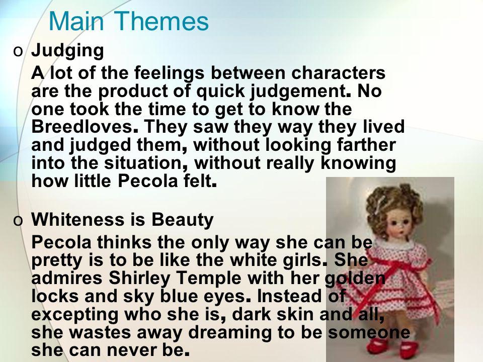 Main Themes Judging.