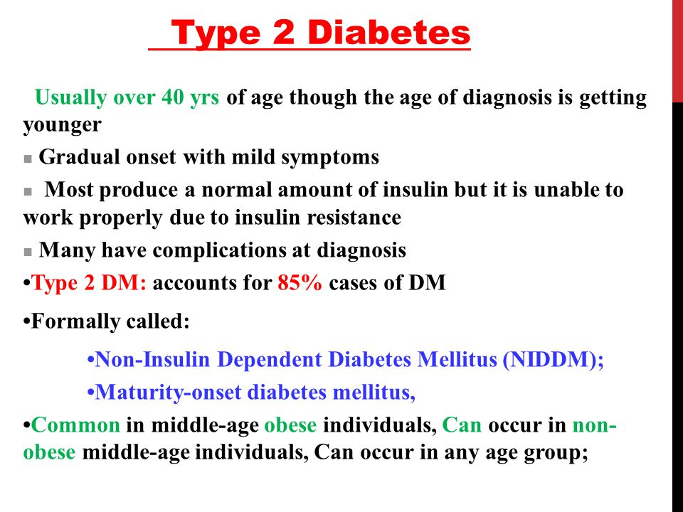 diabetes mellitus type 1 symptoms pdf