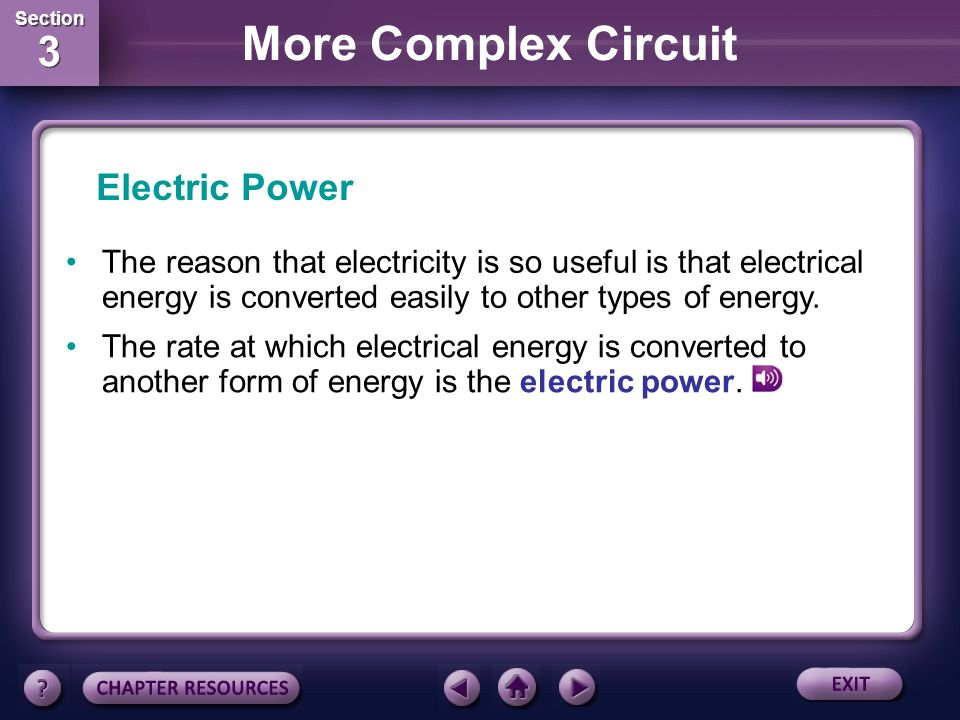 Table of Contents Electricity Section 1 • Electric Charge - ppt ...
