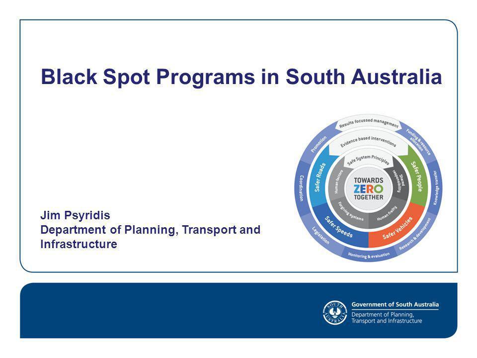Black Spot Programs in South Australia