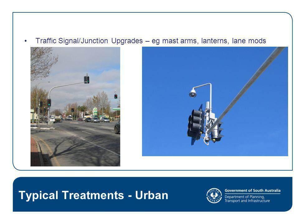 Typical Treatments - Urban
