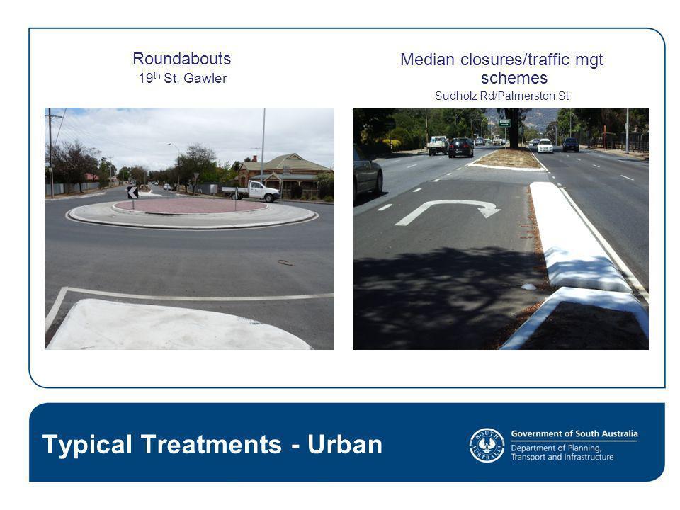 Typical Treatments - Urban