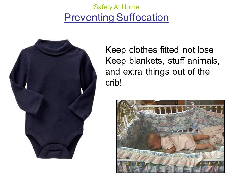 Preventing Suffocation