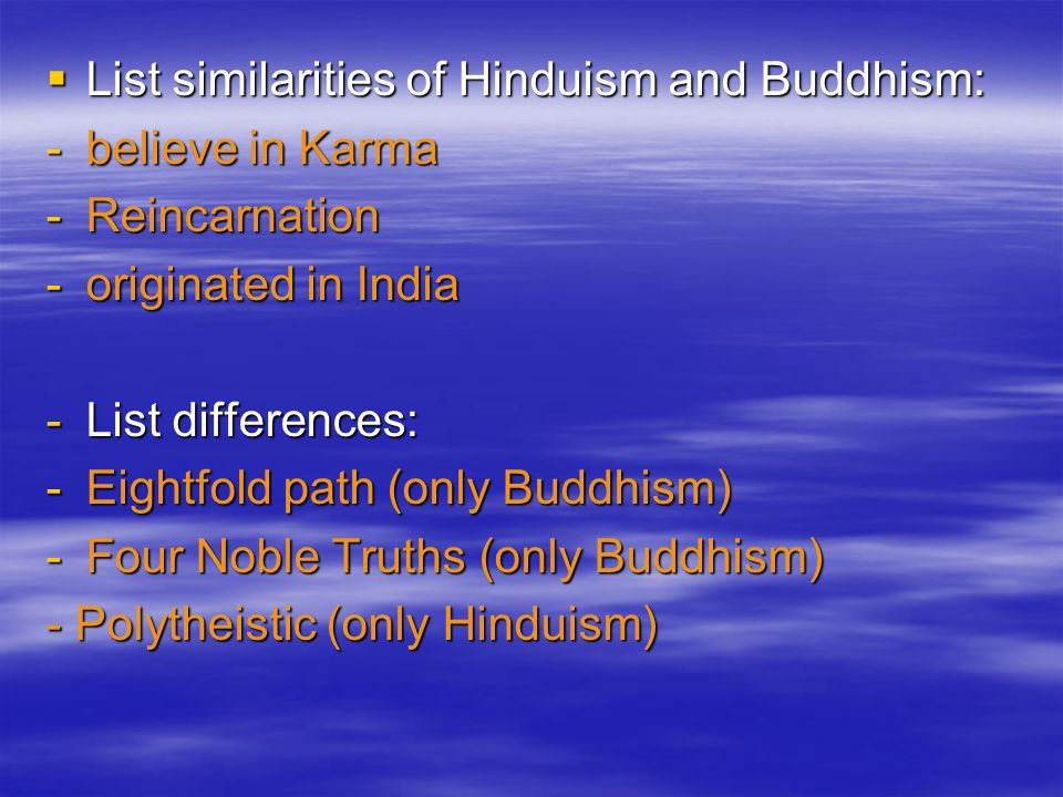 the differences in the path to liberation of buddhism I see both the early suttas of the nikāyas and āgamas and the mahāyāna sūtras as giving us different perspectives on the buddha and his enlightenment, and although the buddha was the pioneer in discovering the path to liberation, this does not mean that his arahant disciples just selfishly reaped the benefits of the.
