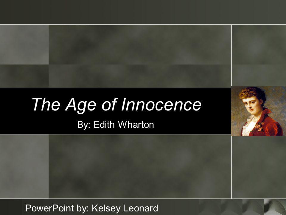 PowerPoint by: Kelsey Leonard