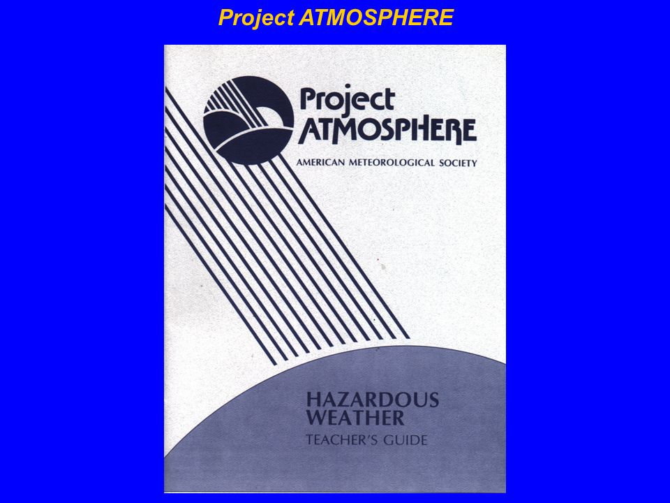 Project ATMOSPHERE