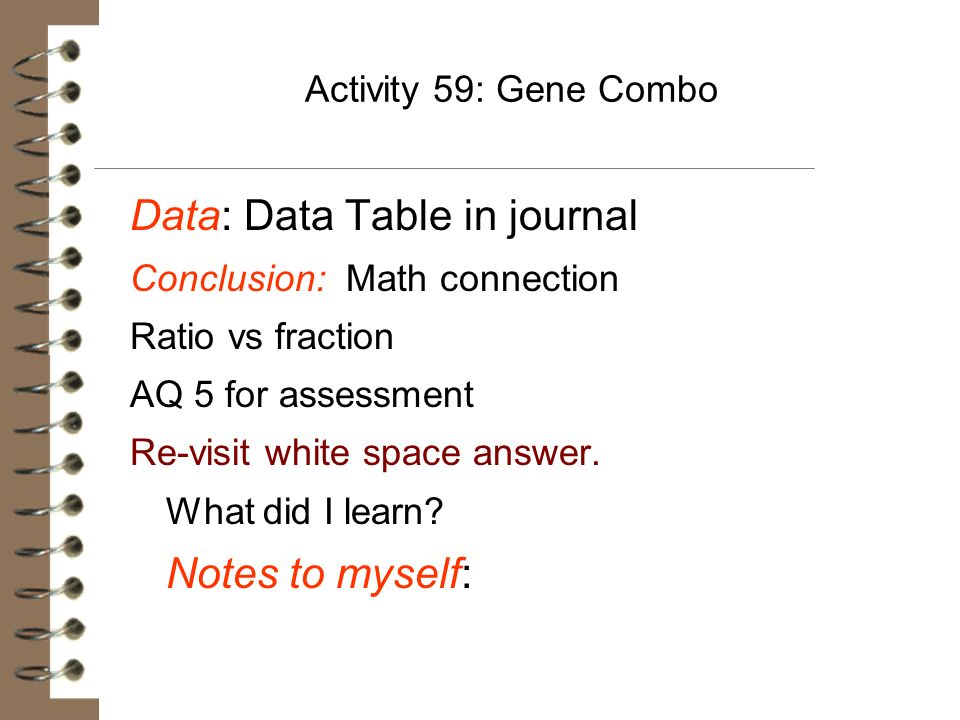 Data: Data Table in journal