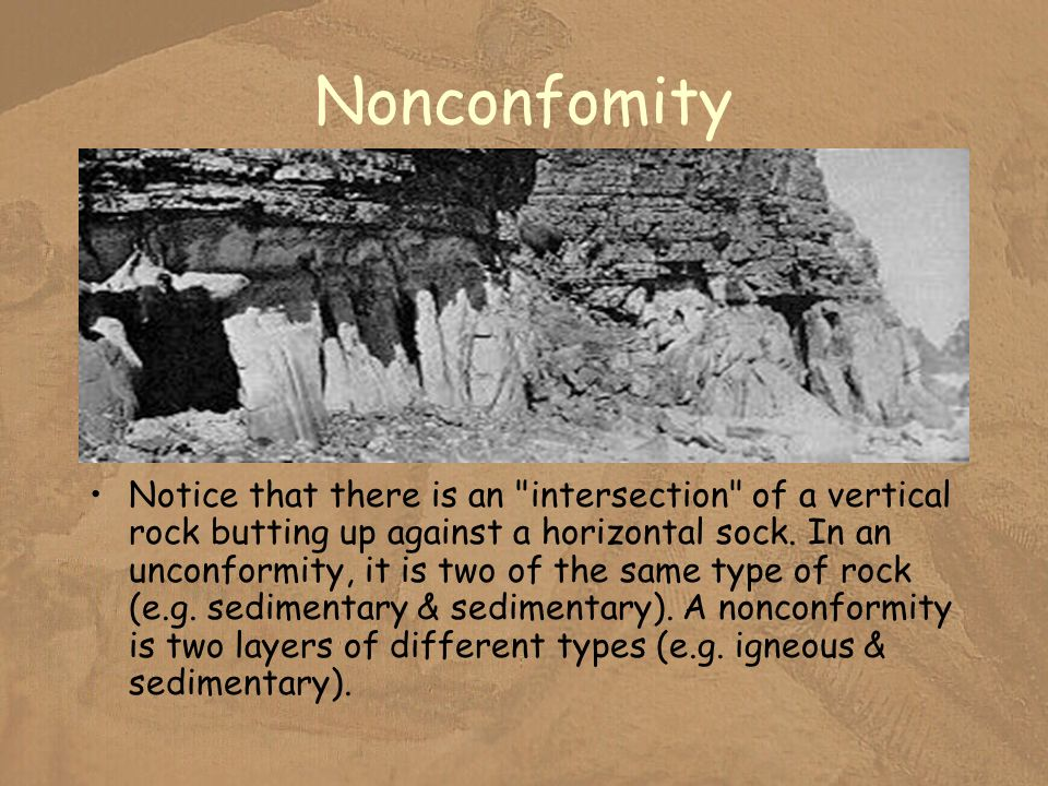 Nonconfomity