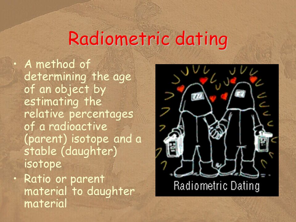 What is the principle of radioactive hookup