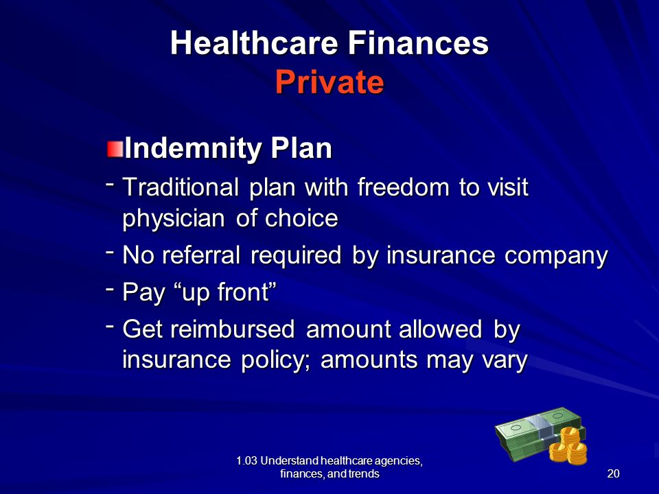 Healthcare Finances Private