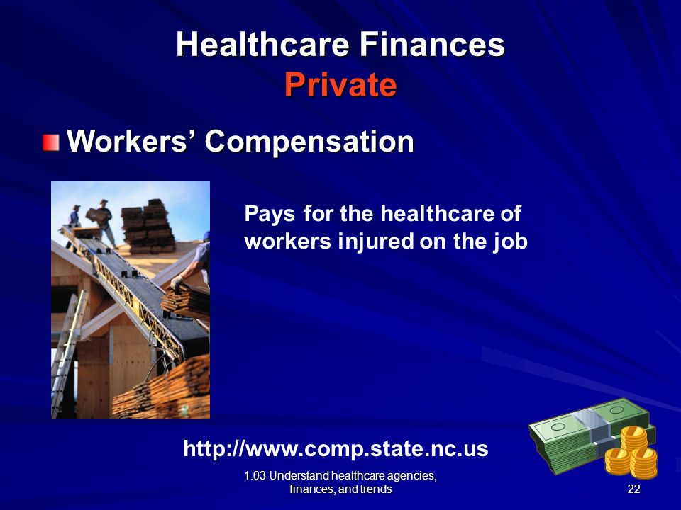 Healthcare Finances Private