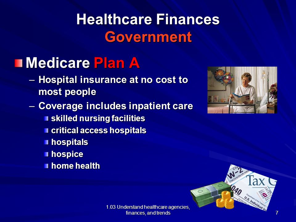 Healthcare Finances Government
