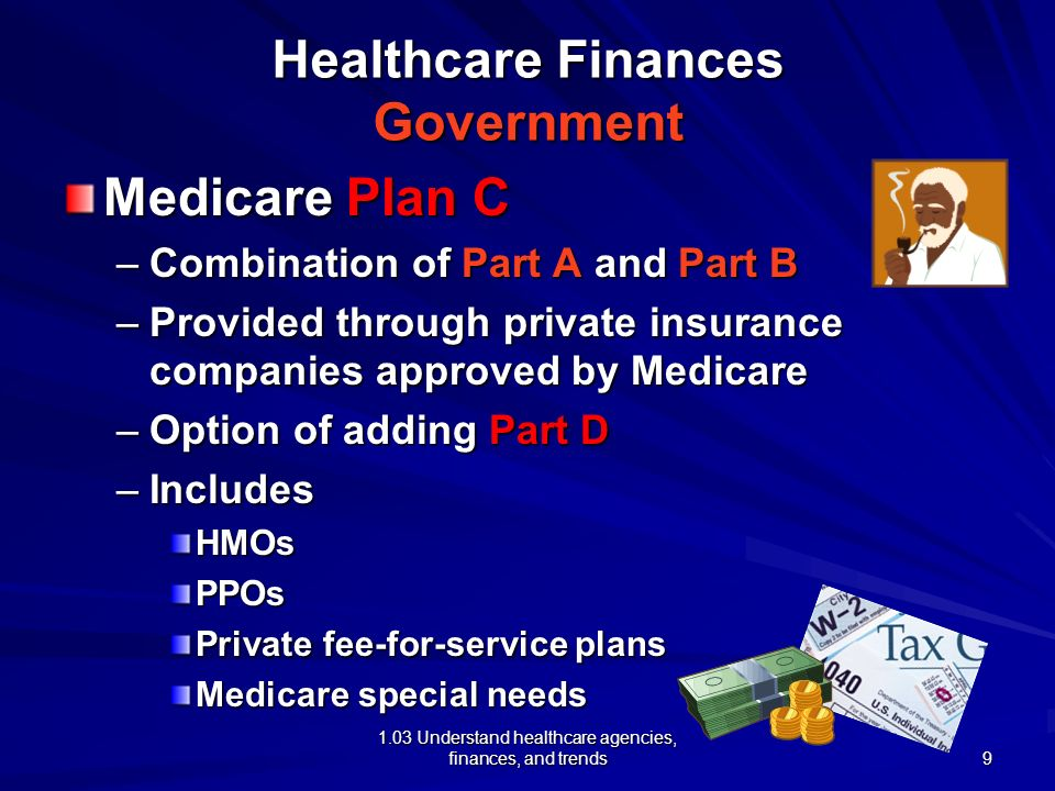 Healthcare Finances Government