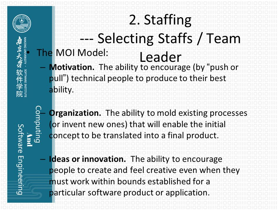 recruiting and selecting leaders for innovation essay Technology's impact on the recruiting process is having both positive and negative effects on employers of all sizes bob corlett, president of olney, md-based recruiting firm staffing advisors, says subtle changes in job-seeker behavior have left many small businesses in the dust when it.