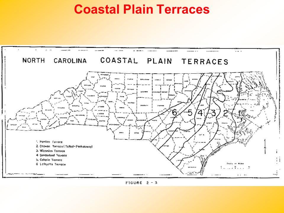 Coastal Plain Terraces