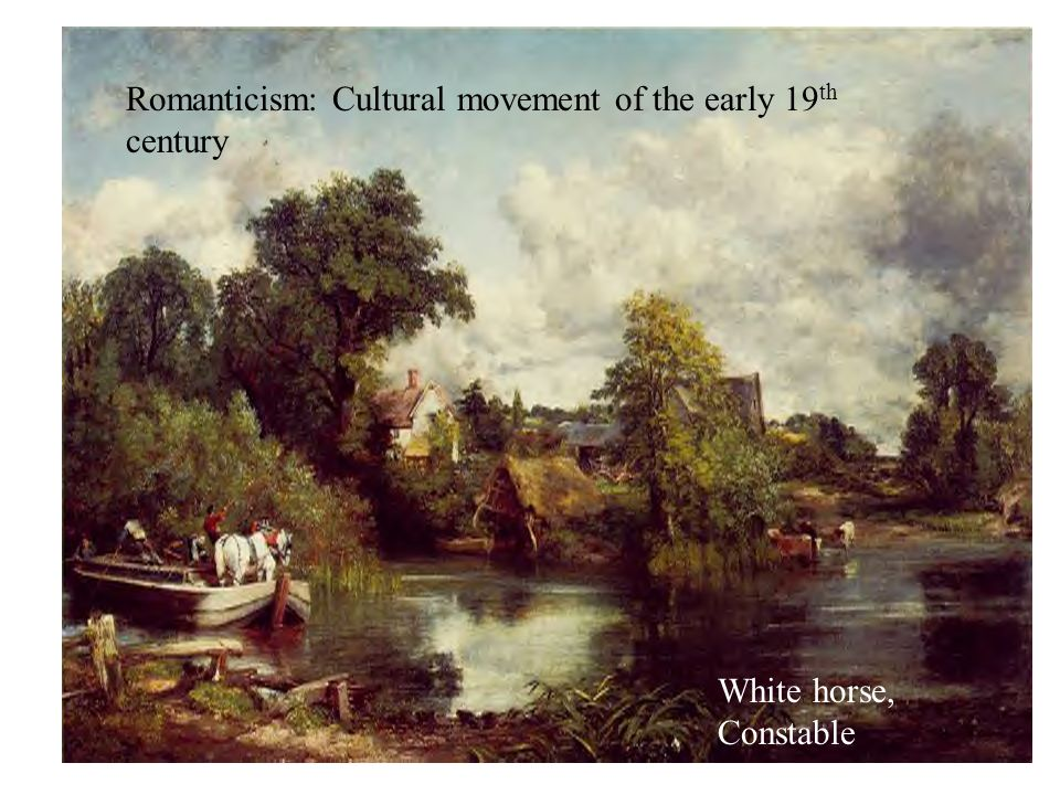 romanticism 19th century and time period Literary periods, movements, and history literature history henry augustin beers was a literature historian and professor at yale who lived at the turn of the 19th century.