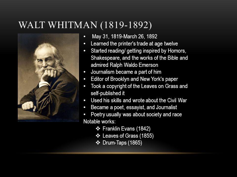 walt whitmans use of poetic elements in his writing شرکت توسعه علوم راهبردی ایده با هدف ارائه راهکارهای یکپارچه در شاخه منابع انسانی و آموزش ، تلاش در ایجاد مدیریتی متمرکز دارد.