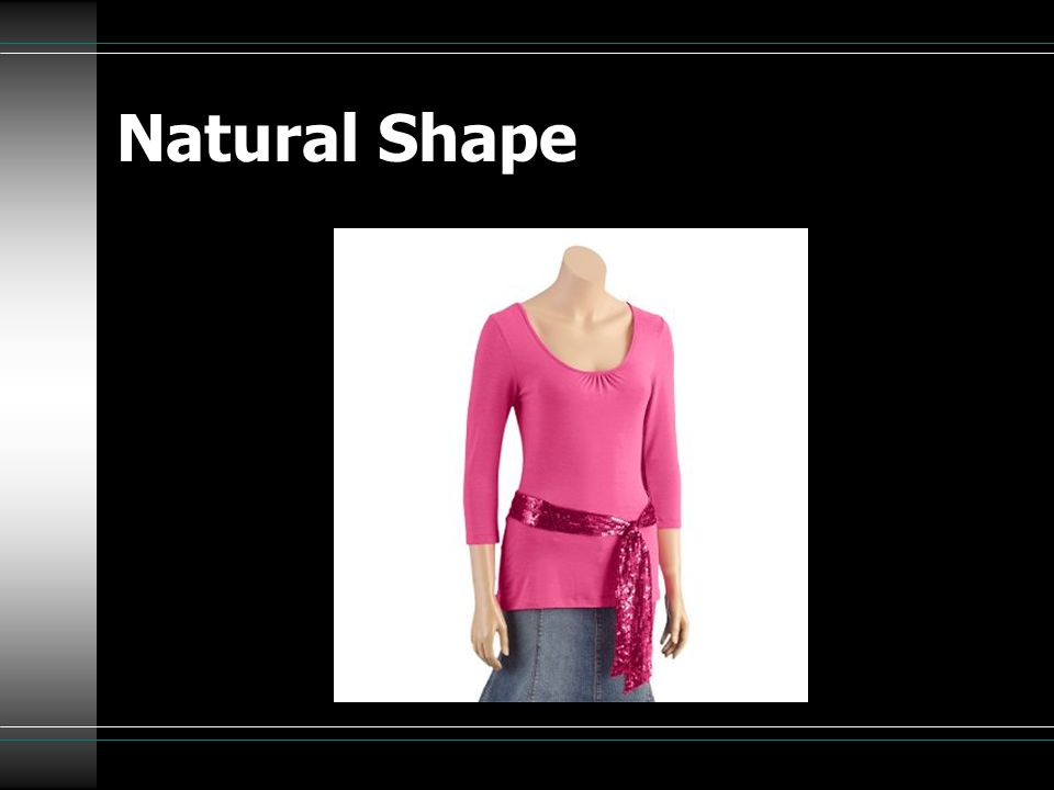 Natural Shape