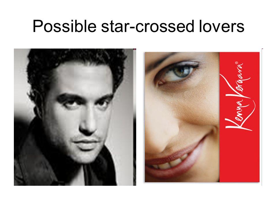 Possible star-crossed lovers