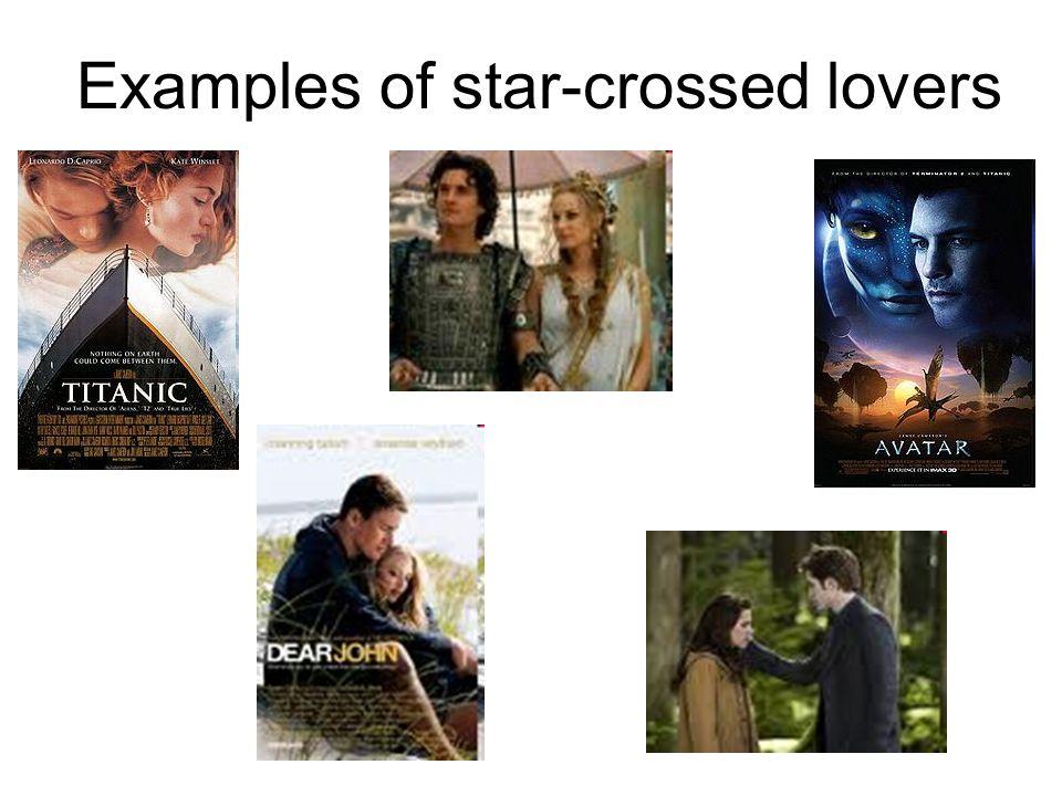 Examples of star-crossed lovers