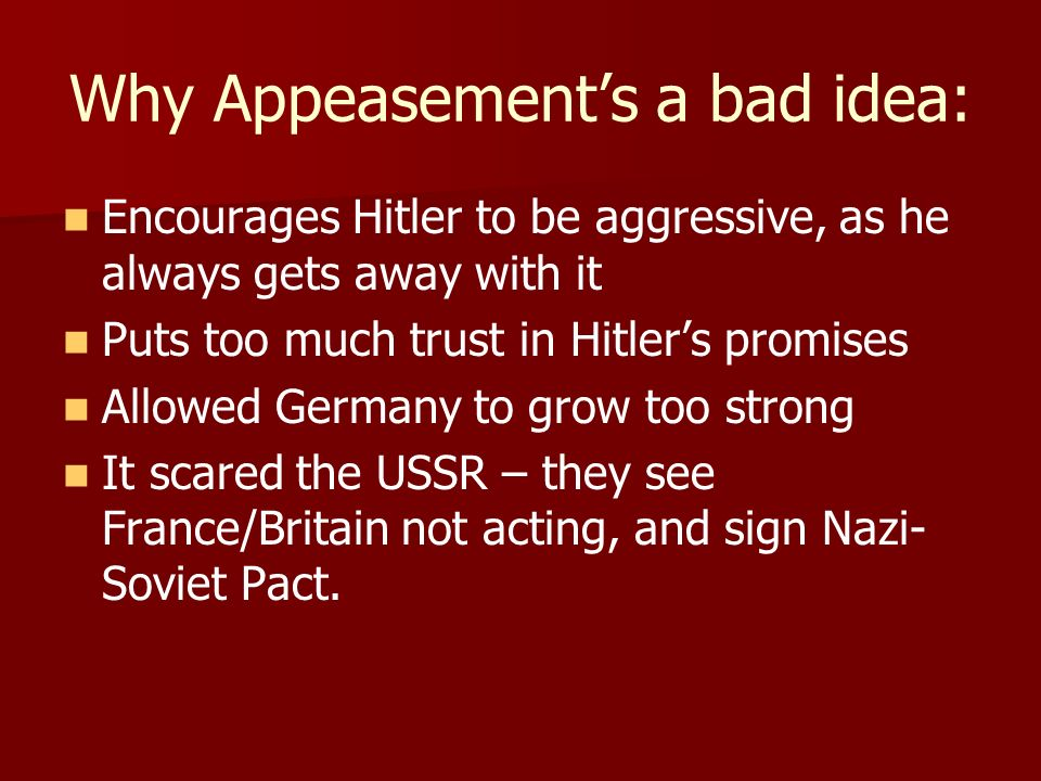 the treaty of versailles gave way to hitlers rise of power How did the treaty of versailles help lead to the rise of be angry with the results of the treaty in the treaty of versailles hitlers purpose was to.