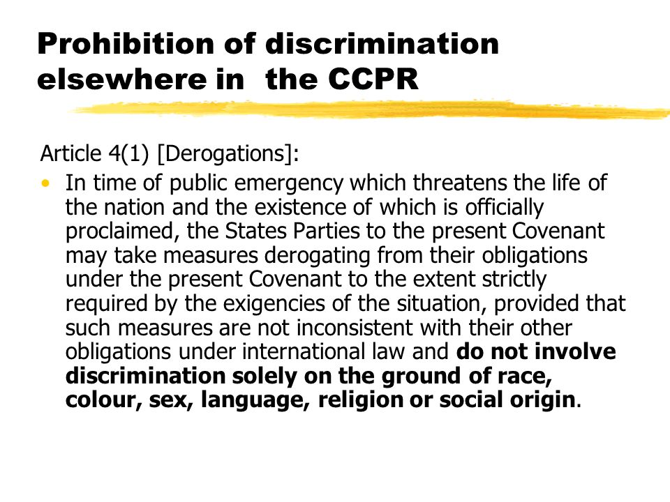 an introduction to the issue of discrimination in todays society Yes, sexism is still present in today's society is there still an issue with discrimination of native american indians in the us.
