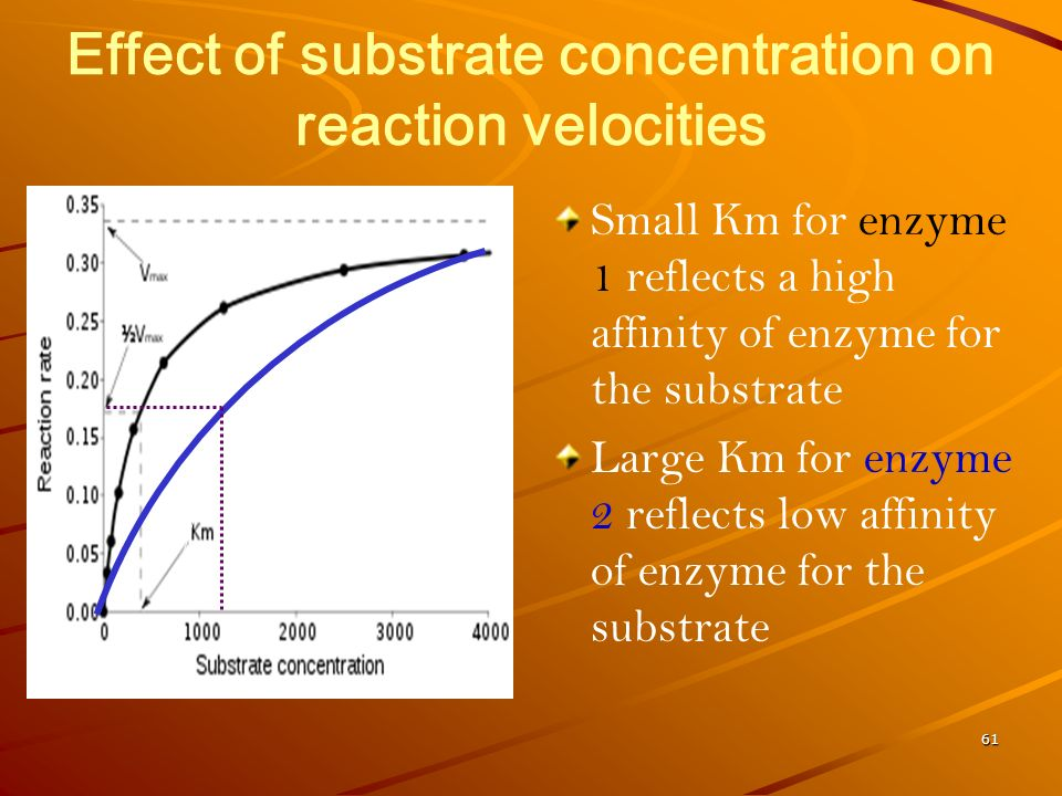 the effects of substrate concentration reaction Chapter 5 the effect of substrate concentration 51 introduction different enzymes catalyze reactions in which different numbers of substrates react with.