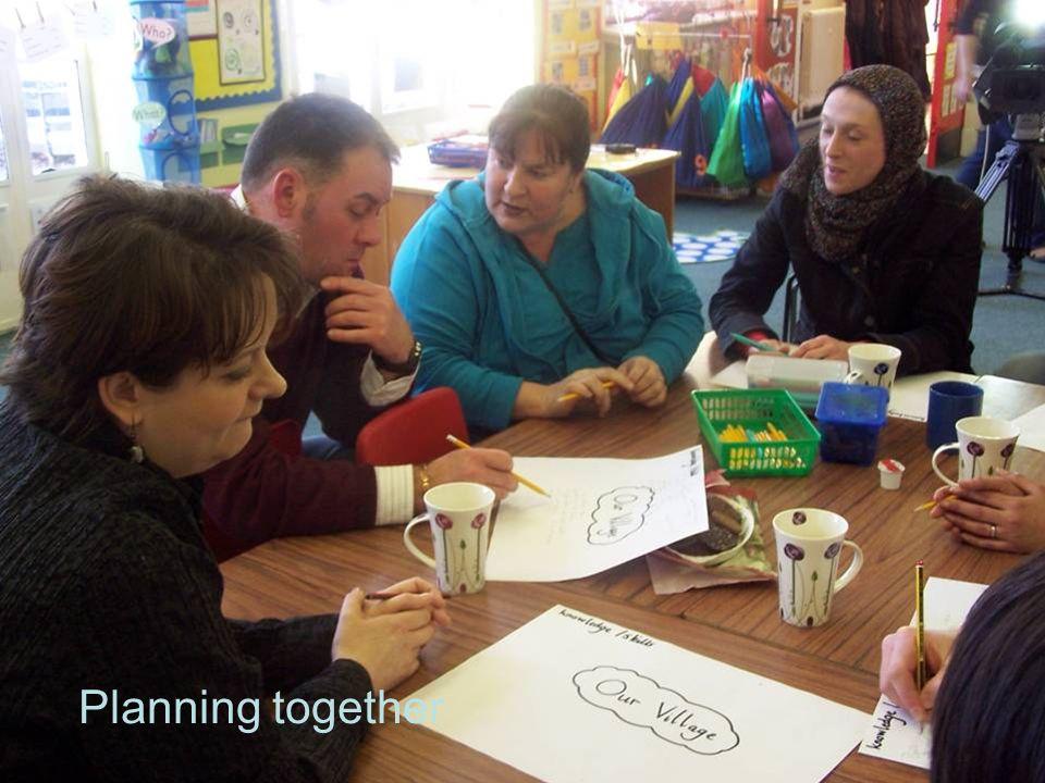 Planning together