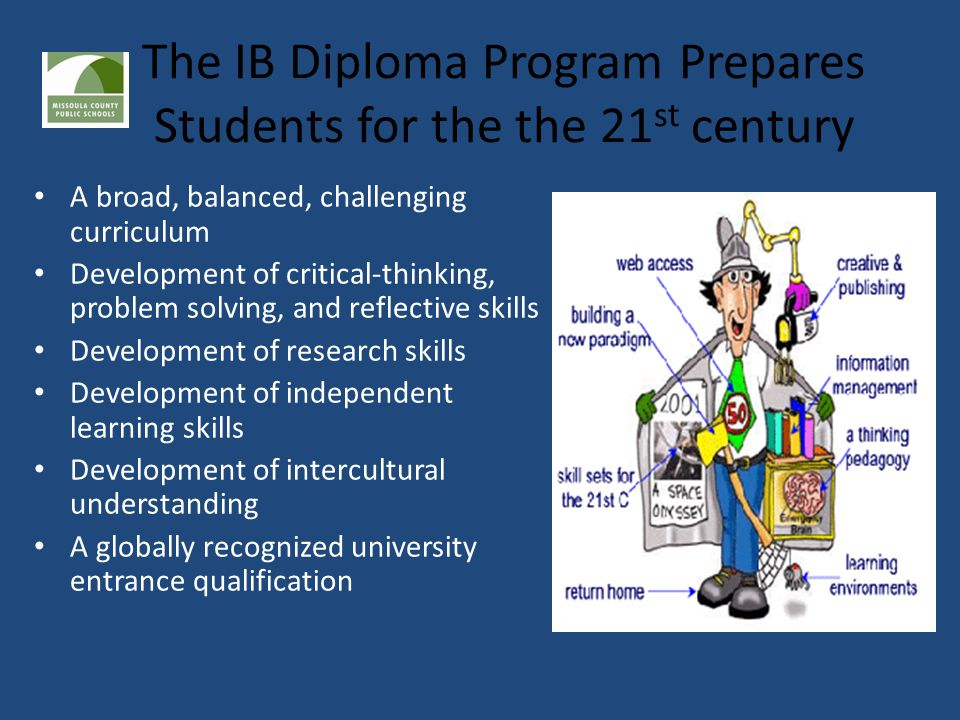 A look at what makes the ib diploma program unique