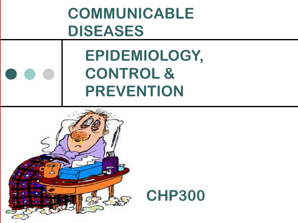 relationship of disease prevention and control with its distribution