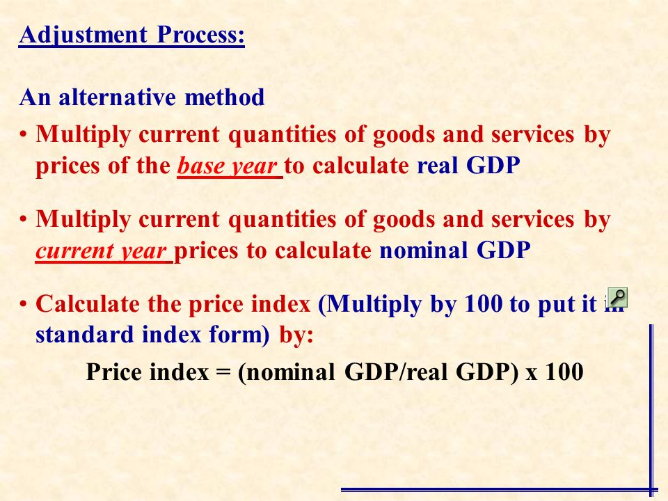 alternative to gdp Alternate gross domestic product chart the sgs-alternate gdp reflects the inflation-adjusted, or real, year-to-year gdp change, adjusted for distortions in.