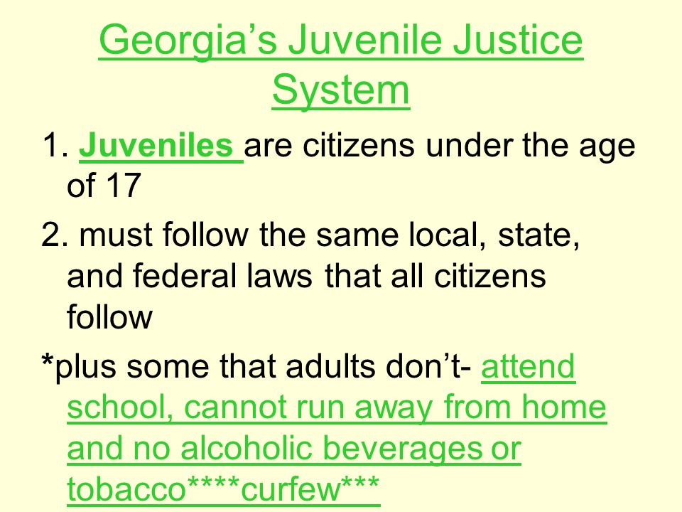 juvenile system abolished or not Sequence # 49 should the juvenile court be abolished i introduction the purpose of this paper will be to examine the juvenile court system and whether or not abolishing it is the practical thing to do.
