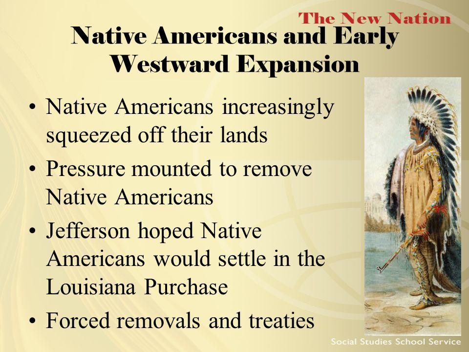 Native Americans and Early Westward Expansion