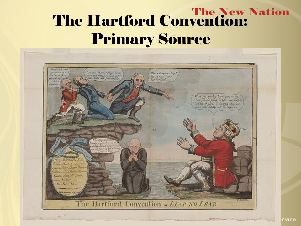 The Hartford Convention: Primary Source