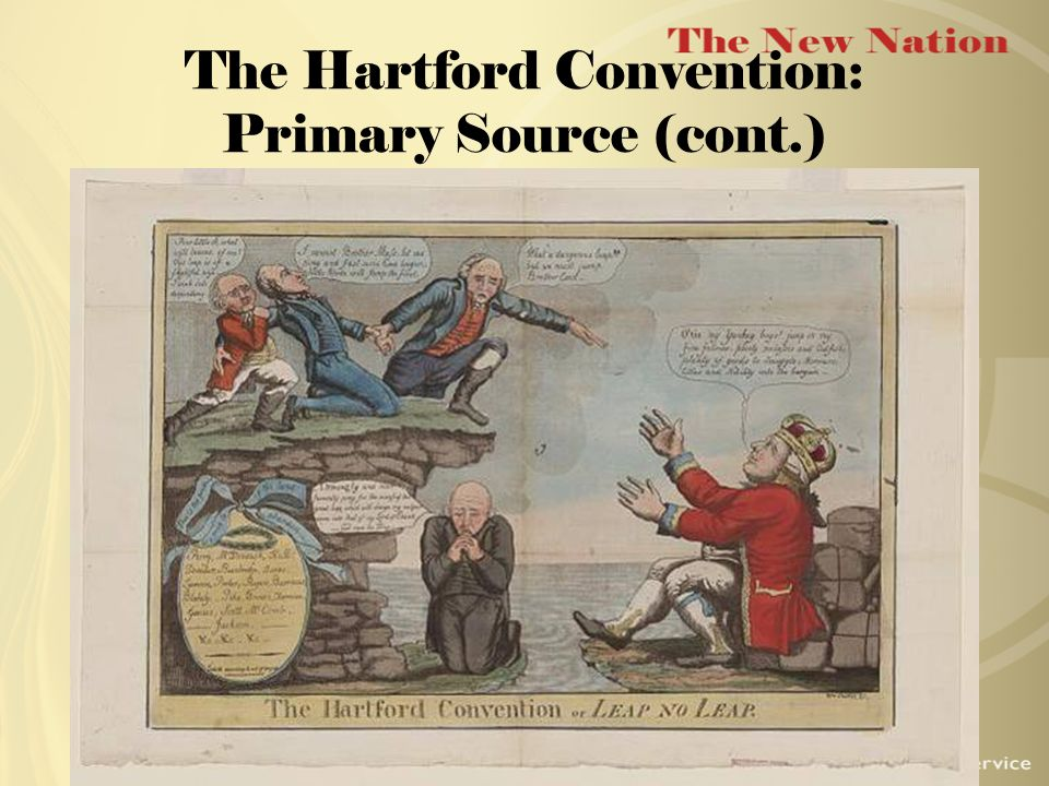 The Hartford Convention: Primary Source (cont.)