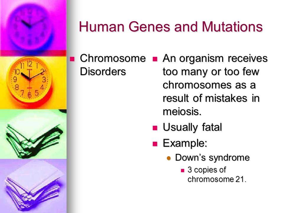 Human Genes and Mutations