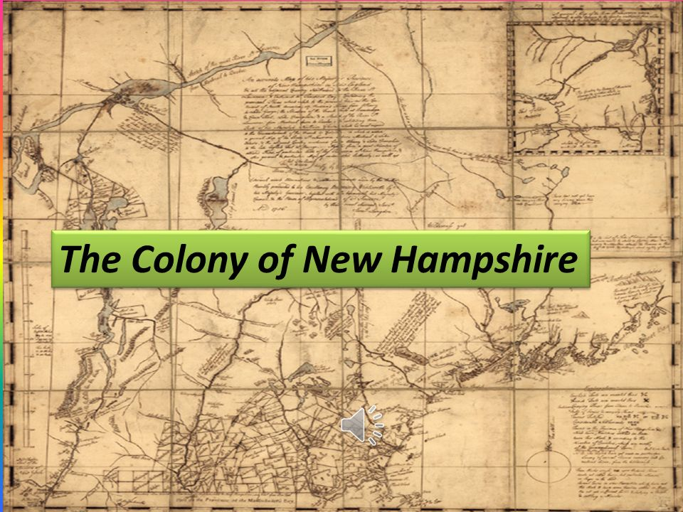 religious freedoms in colonial new hampshire Political characteristics of the new england colonies it was originally settled for money in jamestown, but as it grew people like roger william's settled it for religious freedom and to make money off of the economic characteristics of the new england colonies.