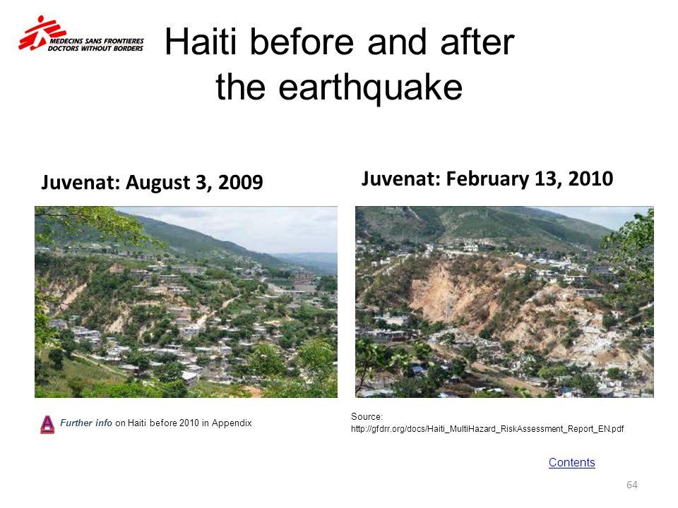 notes on haiti earthquake Haiti earthquake of 2010, large-scale earthquake that occurred january 12, 2010 , on the west indian island of hispaniola, comprising the countries of haiti and.