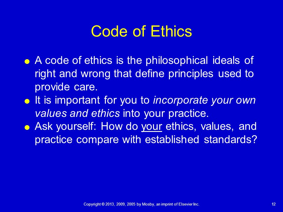 ethics code comparison Similarlycomparing codes of ethics comparing codes of ethics to be considered ethical with specific work issues albrittons code of ethics comparison.