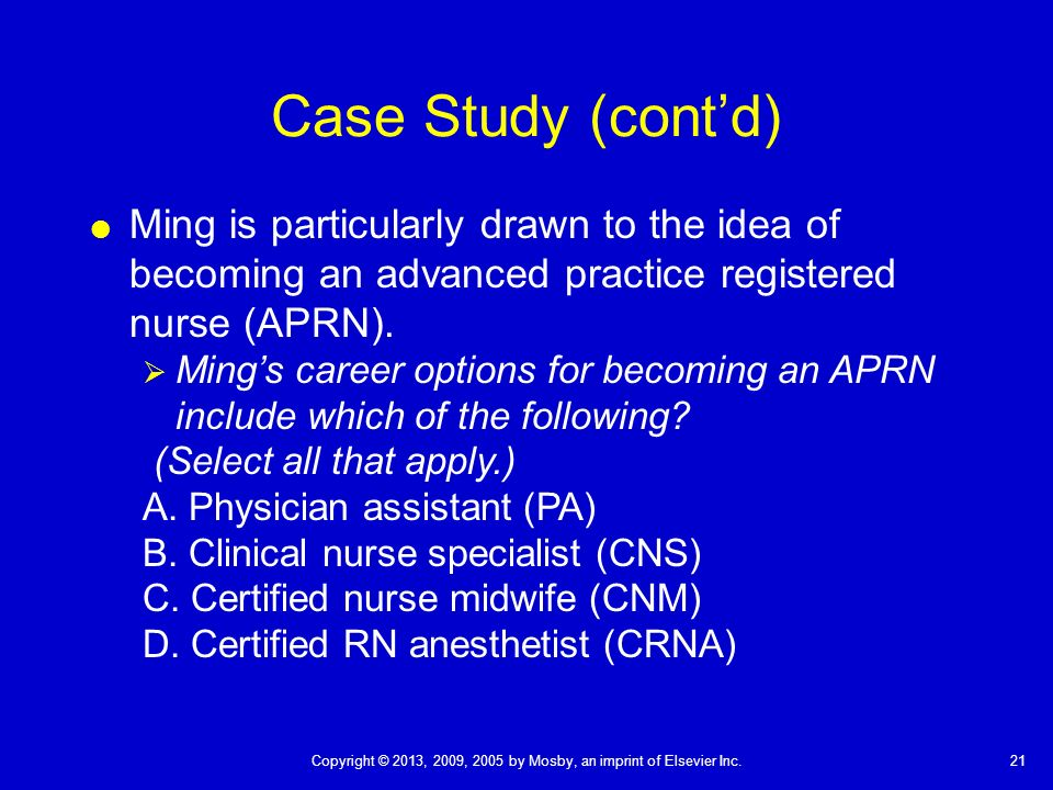 an analysis of an advanced practice nurse 1 michigan center for nursing survey of nurses 2013 prepared by public sector  consultants inc analysis of advanced practice registered nurses survey of.