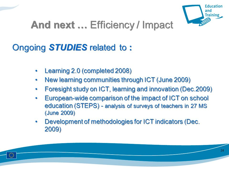 impact of ict on the performance
