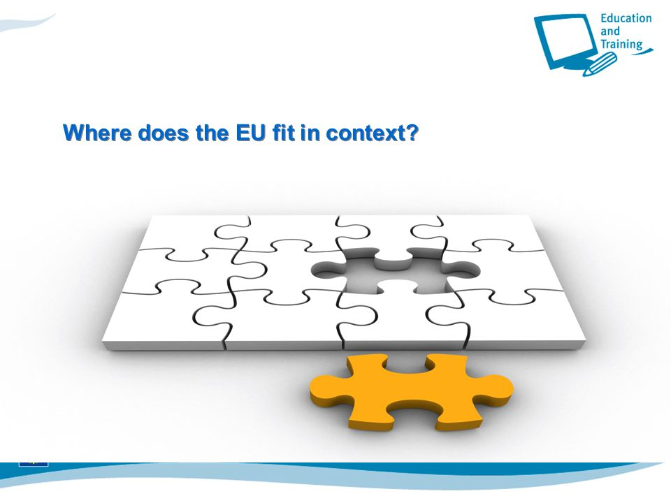 Where does the EU fit in context